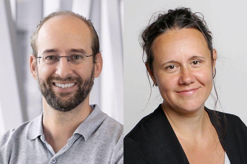 Deux professeurs sont nommés au Collège de nouveaux chercheurs de la SRC